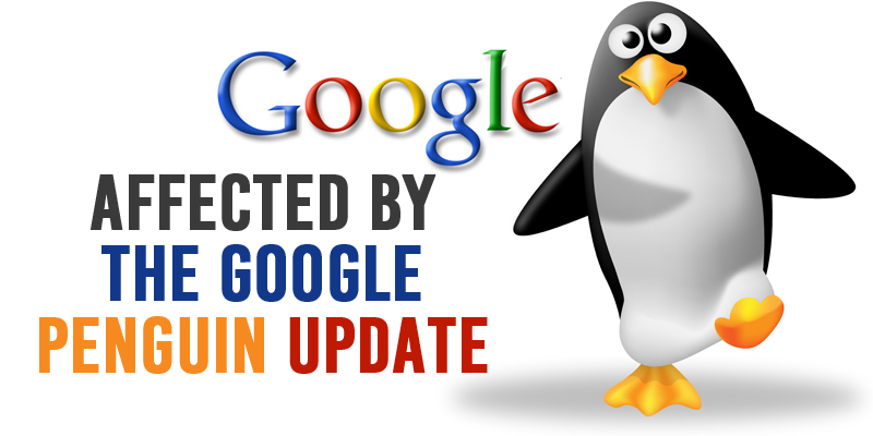 Affected by the Google Penguin Update?