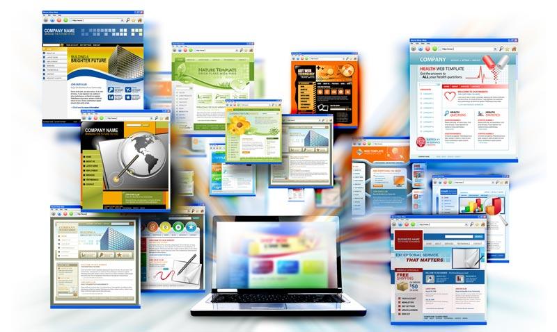 Web Design Portfolio Concept