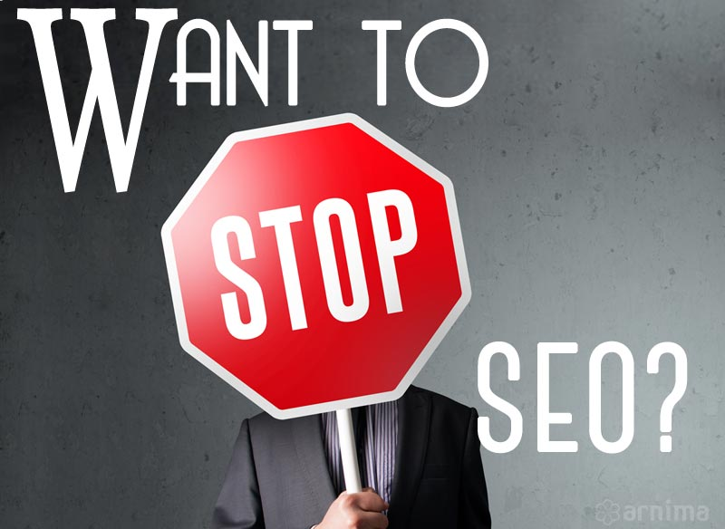 Read This Article Before You Stop SEO on your Website